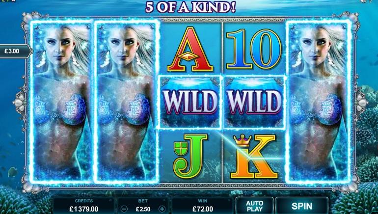 Microgaming kazino maijā saņem piecas jaunas spēles
