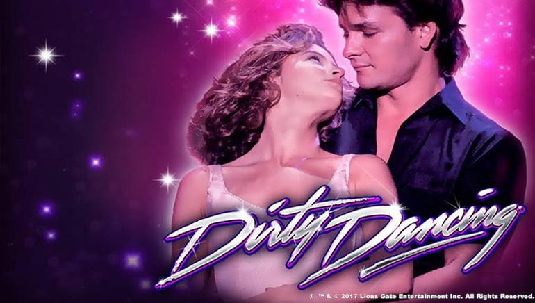 Jaunais Playtech Dirty Dancing spēļu automāts atdzīvina kulta filmu
