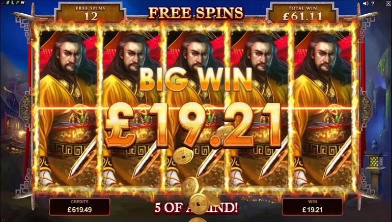 Iespaidīgā All Slots Casino spēļu automātu kolekcija
