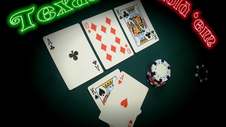 Bezmaksas tiešsaistes pokers