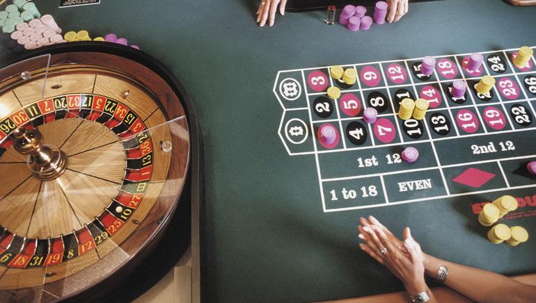 Reālās naudas tiešsaistes rulete