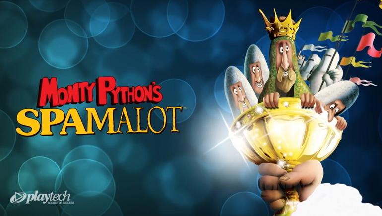 Montija Pitona Spamalota džekpots pieaug līdz 2.5 miljoniem Europa Casino
