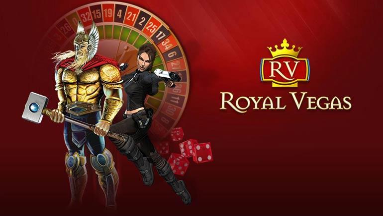 Royal Vegas Casino spēļu kolekcija atstās iespaidu pat uz visprasmīgākajiem no spēlētājiem