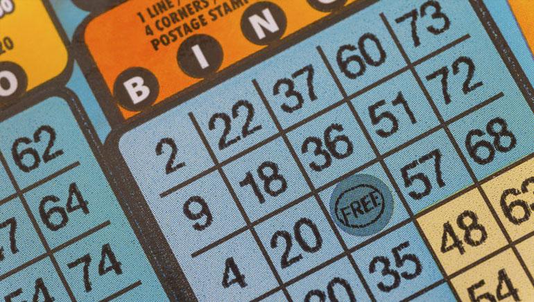 Tiešsaistes bingo