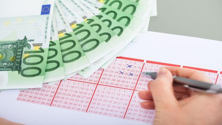 Loterijas